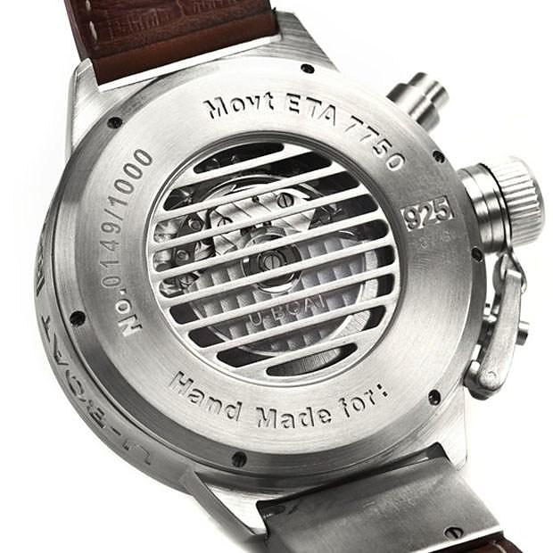 U-Boat Classico 53mm Watch.