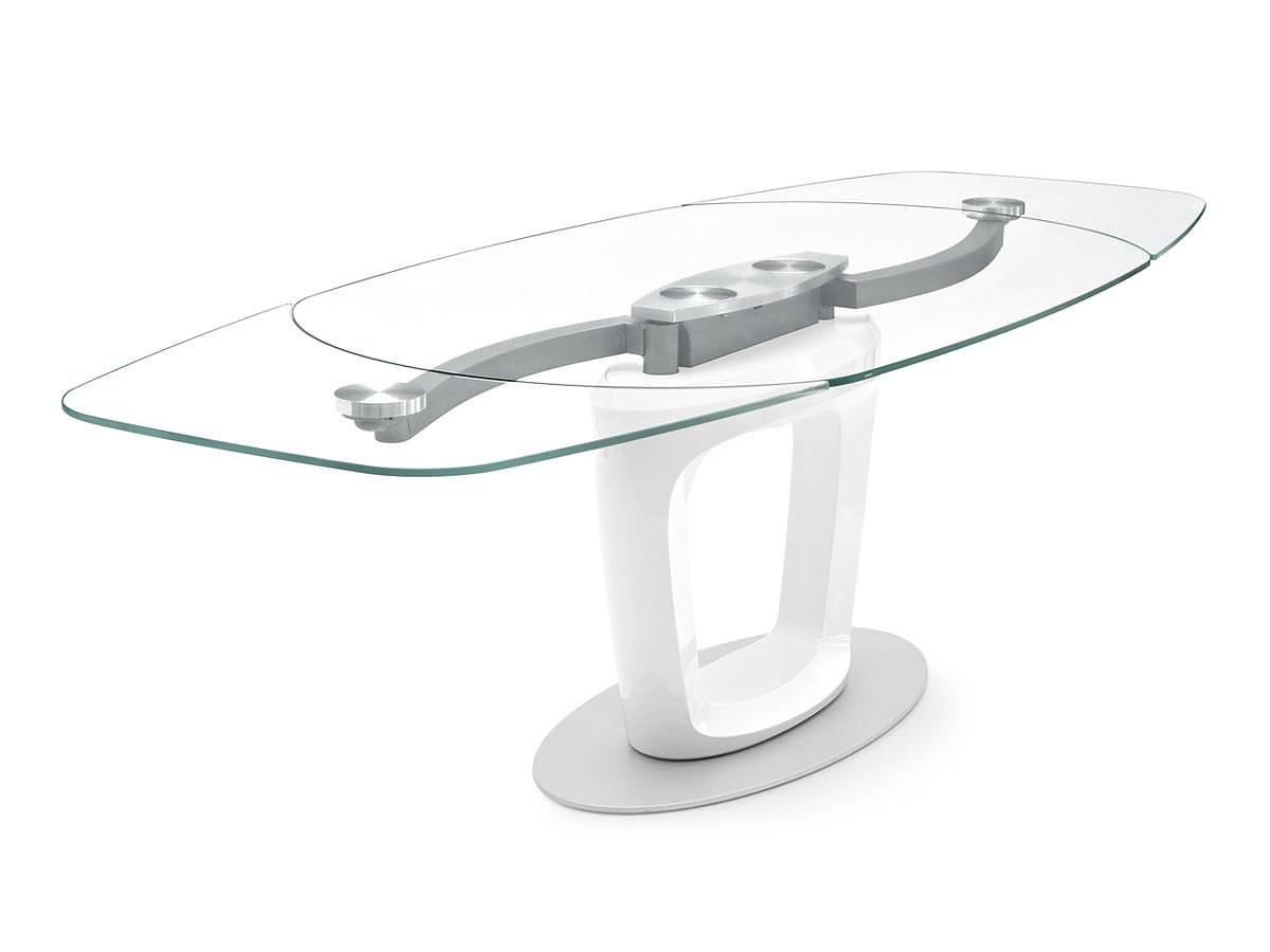 Calligaris Orbital Extending Table by Pininfarina.
