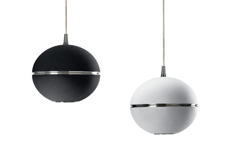 Grundig Audiorama 9000 Spherical Speaker System.