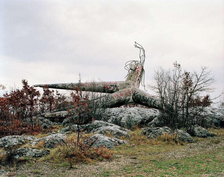 Spomenik τα μνημεία της πρώην Γιουγκοσλαβίας.