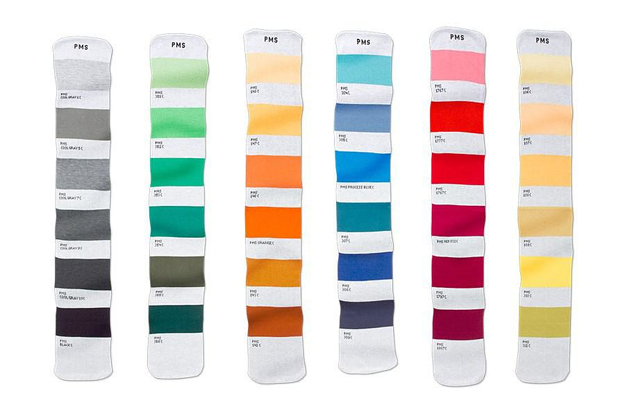 Pantone Scarves perfect color matching with any outfit.