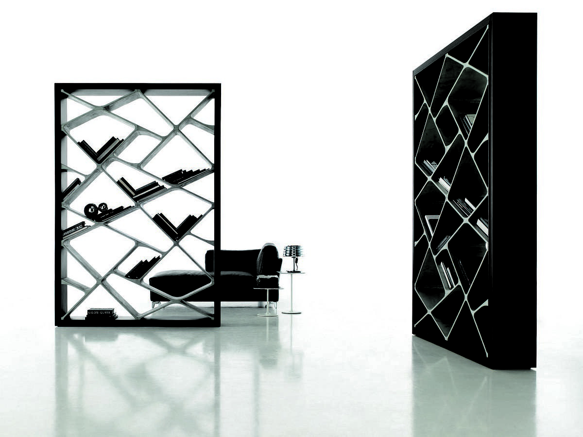 Alivar Shangai Bookcase by Giuseppe Bavuso