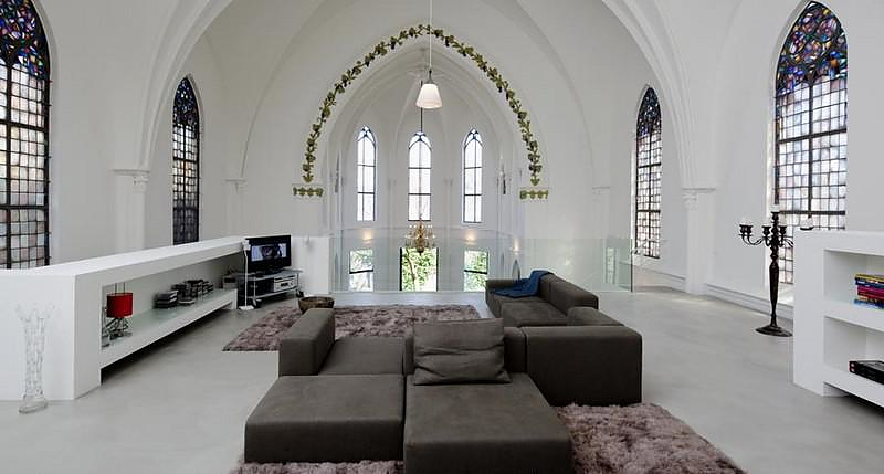 Church Residence By Zecc Architecten Utrecht Design Is This