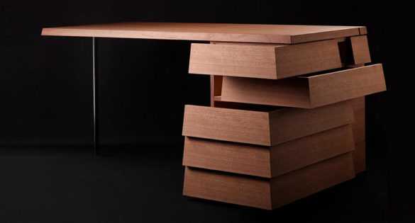 Cartesia Desk by Colors