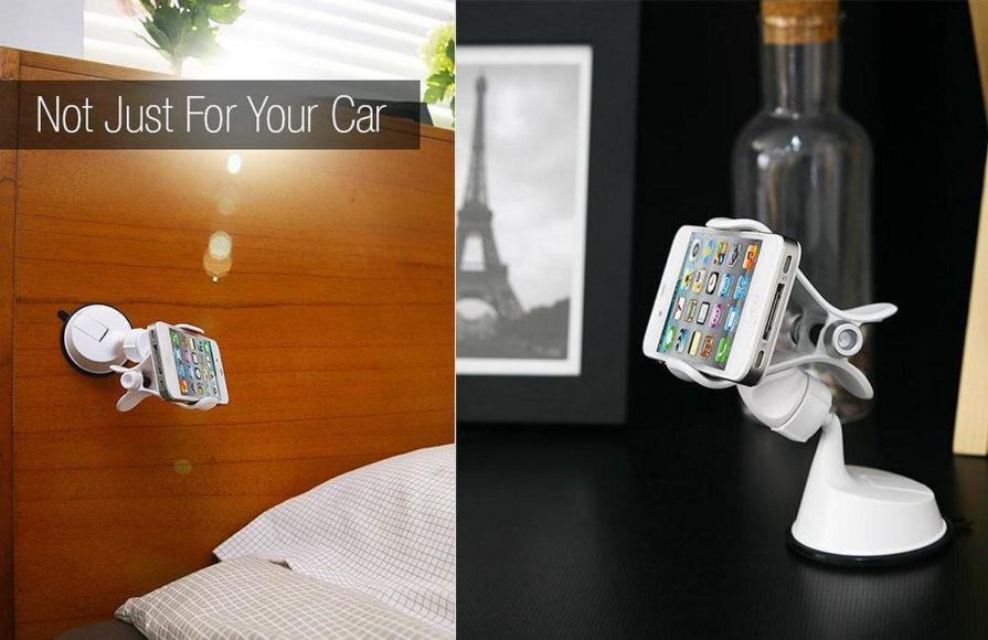 ExoMount 2 της ExoGear. Η πιο σταθερή βάση αυτοκινήτου για το κινητό σας.
