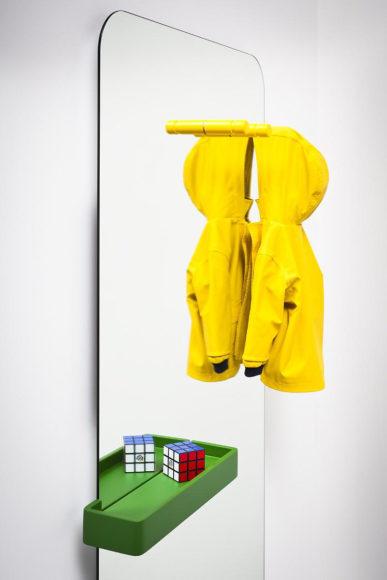 Καθρέφτης Benvenuto του Paolo Cappello για την Miniforms.