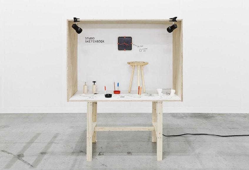 Wonder Cabinets αρχιτεκτονική σε ένα κουτί.