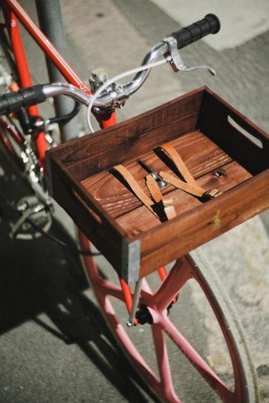 Πρωτότυπο καλάθι ποδηλάτου από την Gothamlab.