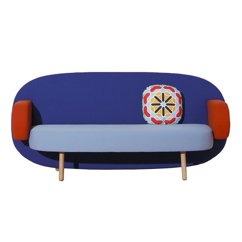 Float Sofa by Karim Rashid for SANCAL.