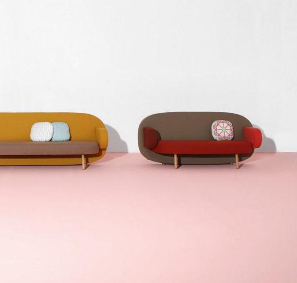 Καναπές Float του Karim Rashid για την SANCAL.