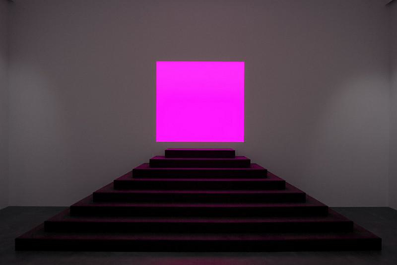 Ganzfeld – A Light and Space Exhibiton by James Turrell.