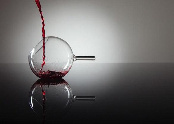 Wine Glass Jakobsen