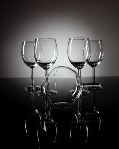 Ποτήρι κρασιού rEvolution από τον Martin Jakobsen.