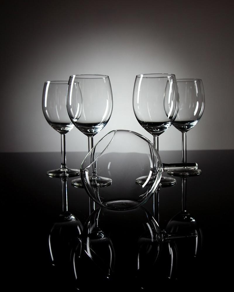 rEvolution wine glass by Martin Jakobsen.