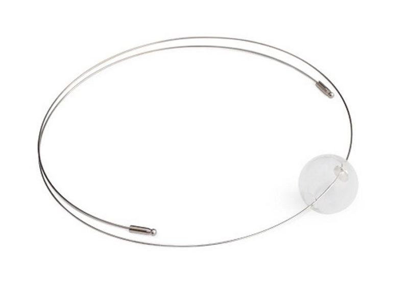 Bubble Glass Jewelry by Marina and Susanna Sent.