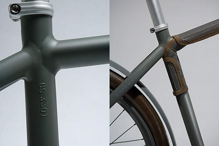 H G-Star Raw και η Cannondale δημιουργούν ένα πραγματικά vintage ποδήλατο.