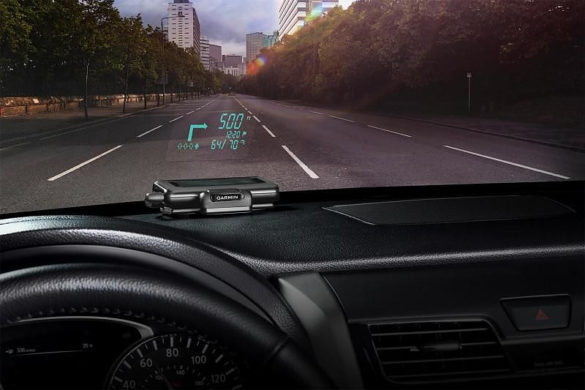 Garmin Head-Up Display Sat Nav