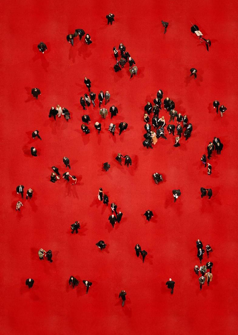 Aerial Photographs by German artist Katrin Korfmann.