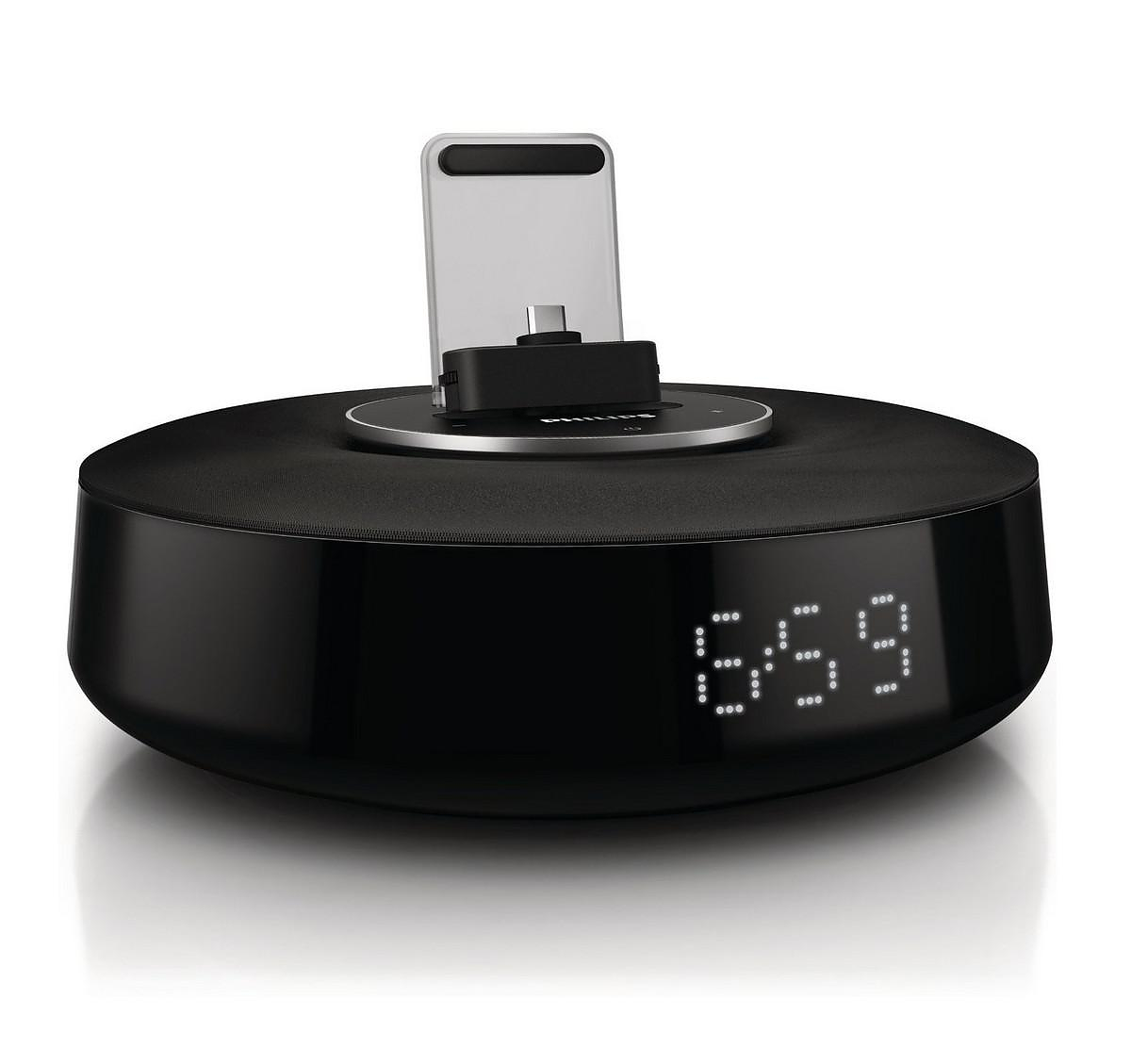 Philips FlexiDock Universal Android Docking Speaker.