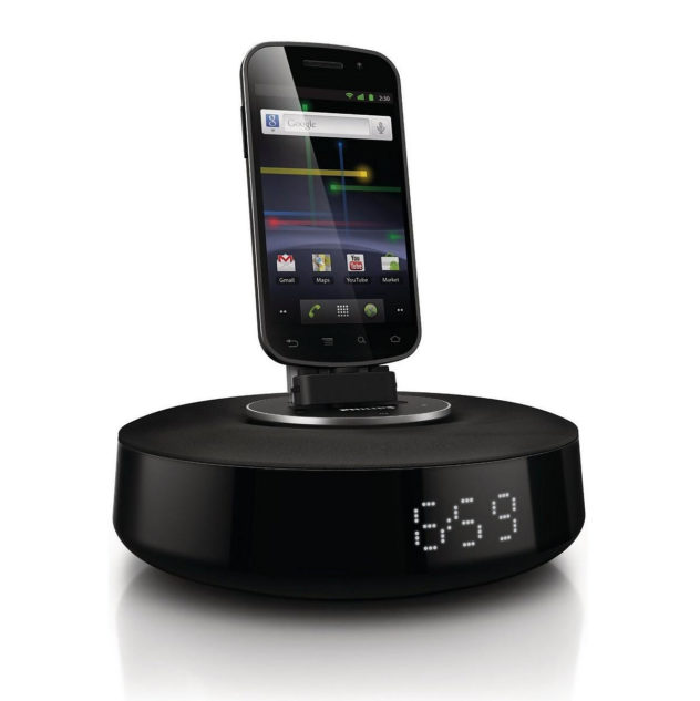 Philips FlexiDock Universal Android Docking Speaker