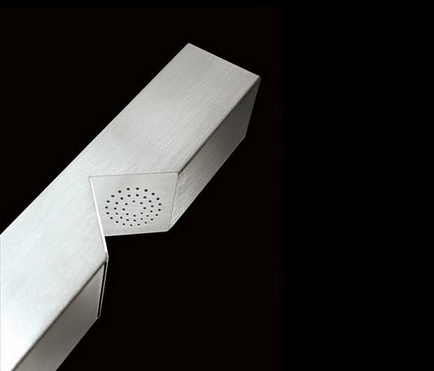 Stilla Outdoor Shower by CΕΑ Design.