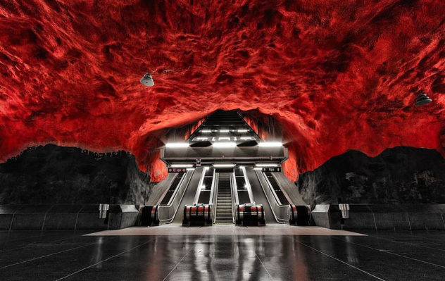Stockholm Metro Stations (21)