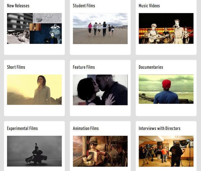 Ευρωπαϊκό κανάλι για τον ανεξάρτητο κινηματογράφο EuroIFC.