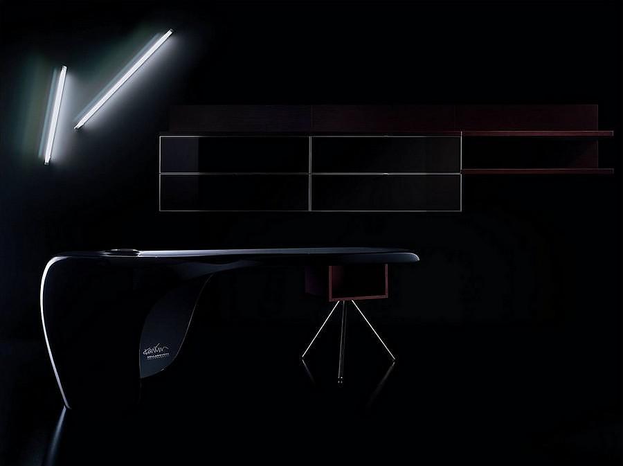 UNO Desk by Karim Rashid for Della Rovere.