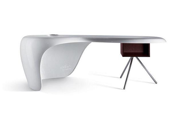 UNO Desk by Karim Rashid for Della Rovere