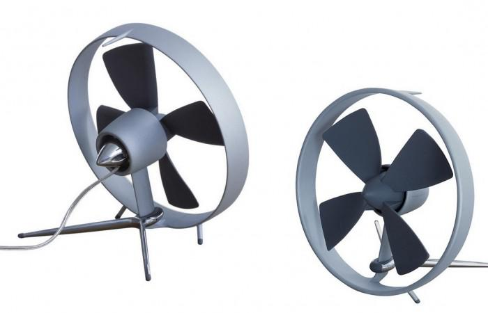 Black-Blum-Propello-Desk-Fan