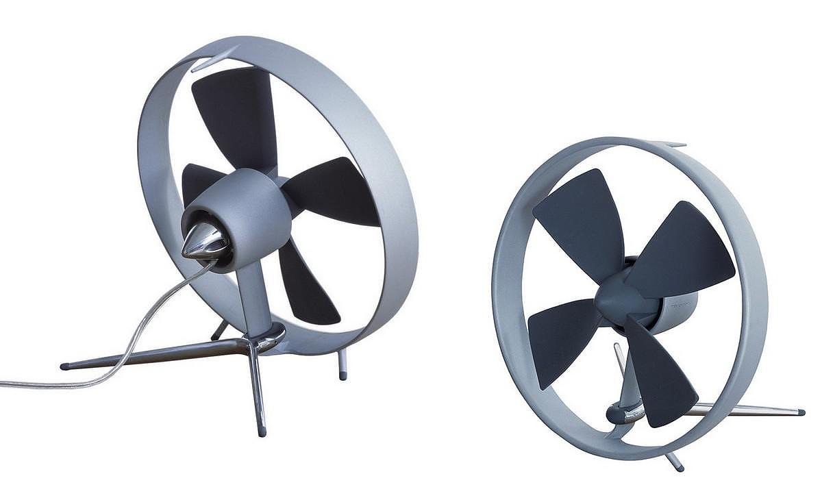 propello silent desktop fan by black blum design is this. Black Bedroom Furniture Sets. Home Design Ideas