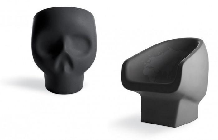 Gufram Jolly Roger Chair by Fabio Novembre