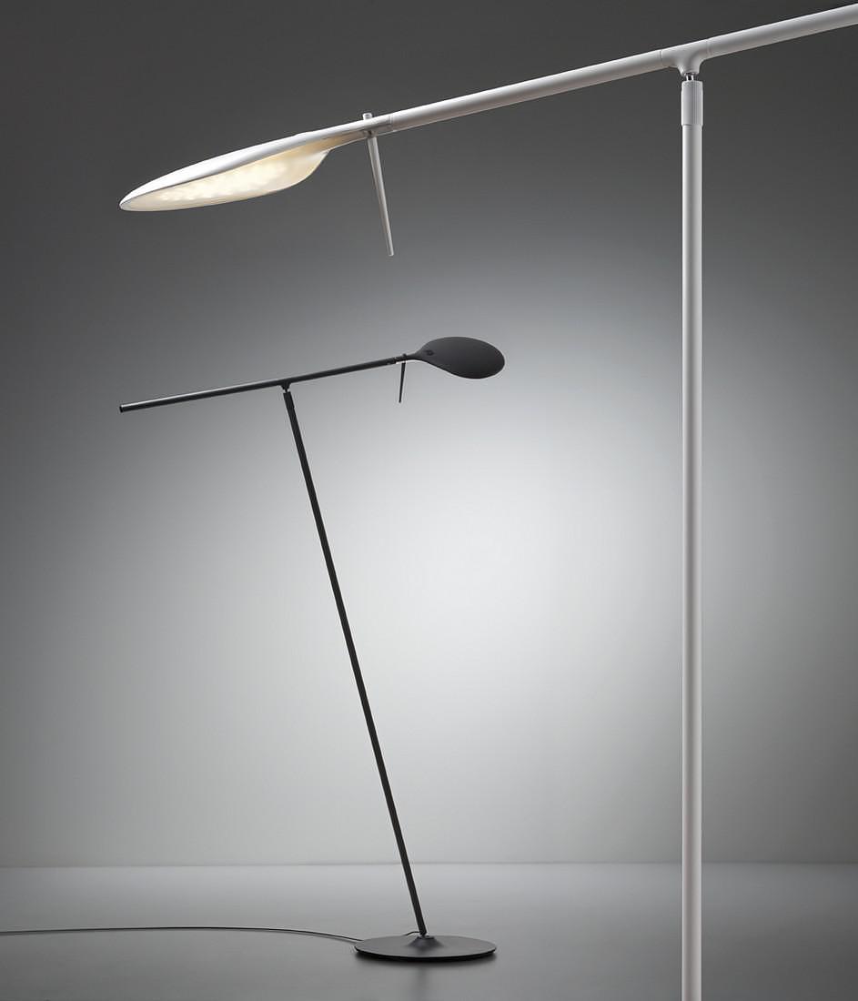 Paddle Lamp by Benjamin Hubert for Fabbian.