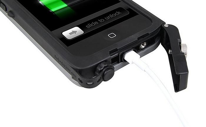 aXtion Pro, the ultimate waterproof iPhone case.