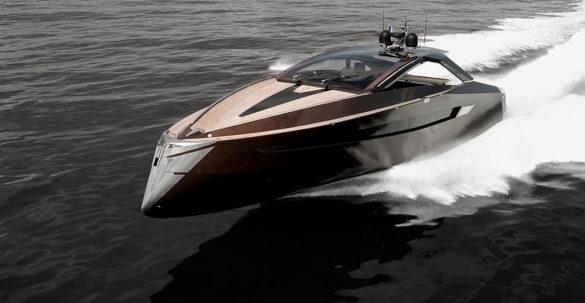 Luxury yachts by Art of Kinetik