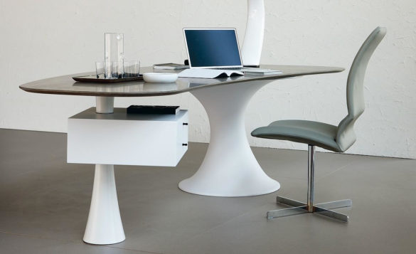 Nevada Desk by Alberto Danese for Cattelan Italia
