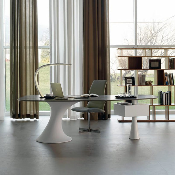 Nevada Desk by Alberto Danese for Cattelan Italia.