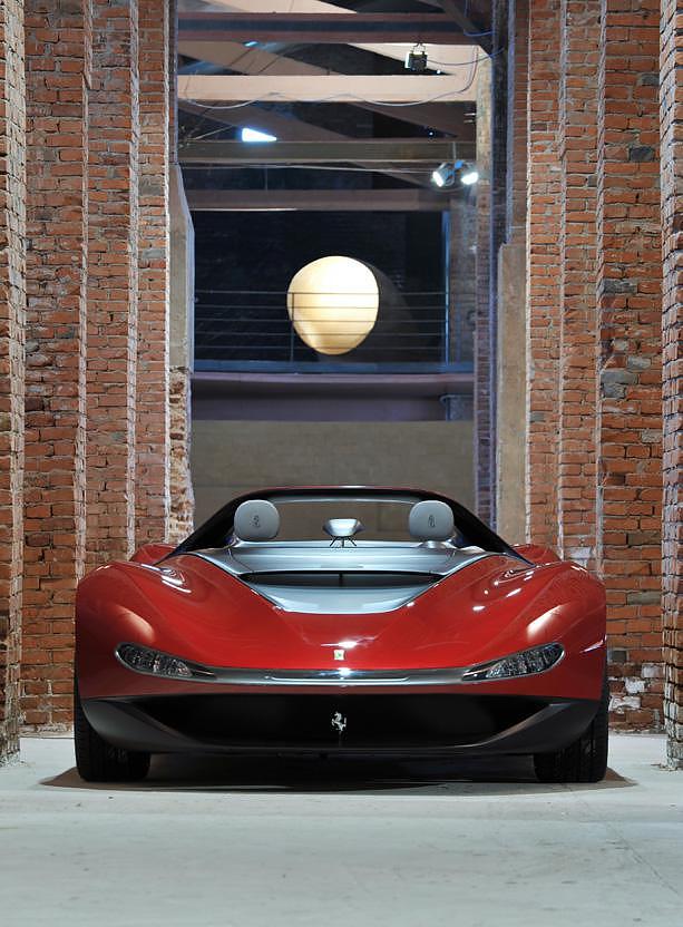 Ferrari Sergio Concept by Pininfarina.