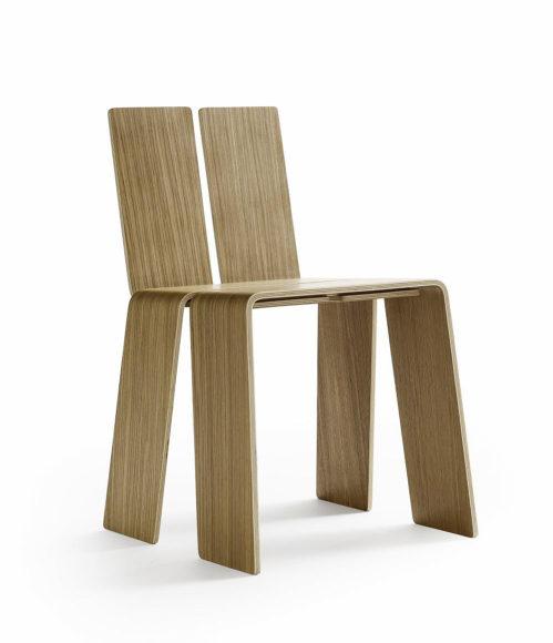 Μίνιμαλ καρέκλα ΗΑΥ Shanghay από την KiBiSi.