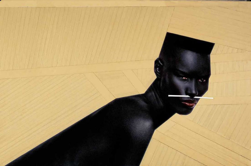 Το έργο του φωτογράφου Jean Paul Goude.