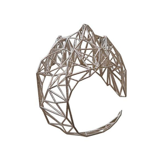 Architectural Jewelry by Lotocoho.