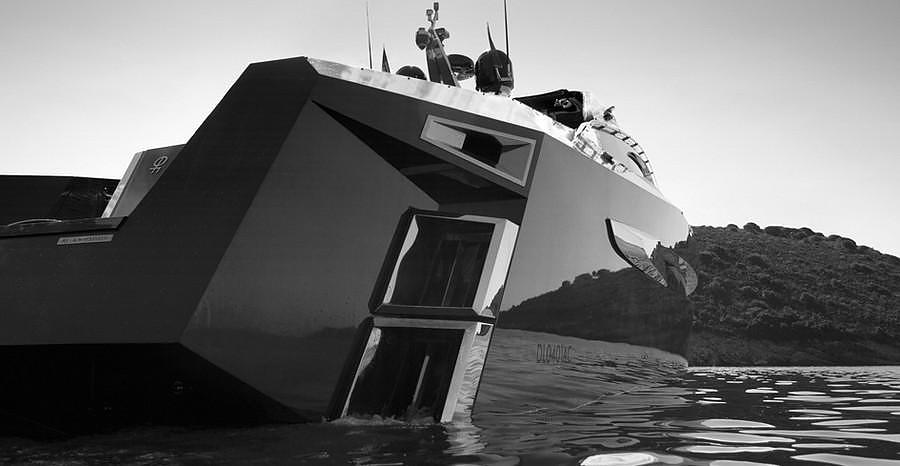 Σκάφη αριστουργήματα, από την Art of Kinetik.