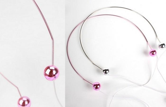 Micro Gem Headphones by IDEA Design
