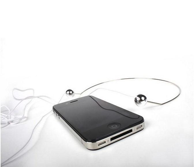 Micro Gem Headphones by IDEA Design.