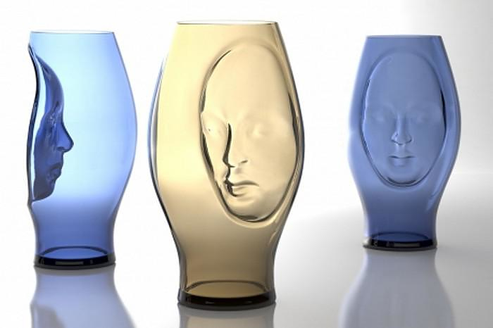 Murana Vase by Fabio Novembre for Venini.