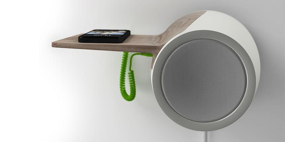 Db60 Bluetooth Speaker Concept by DNgroup.