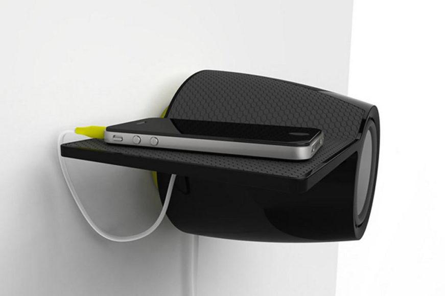 Db60: Ένα μίνιμαλ Ηχείο Bluetooth Τοίχου από την DNgroup.