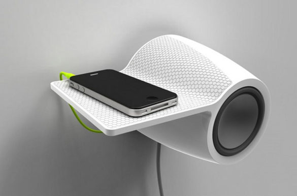 Db60 Wall Mounted Bluetooth Speaker DNgroup