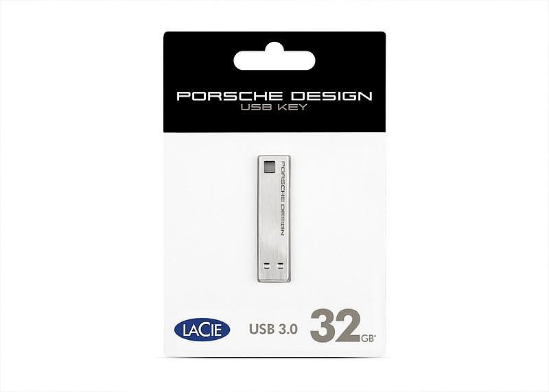 Porsche Design USB 3.0 Key από την LaCie.