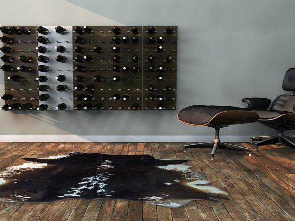 Wine rack wall STACT